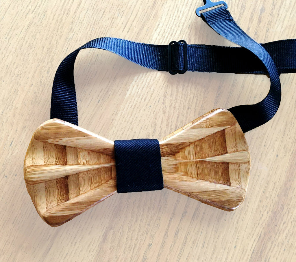 Bamboo Bow Tie - Bodhi Life