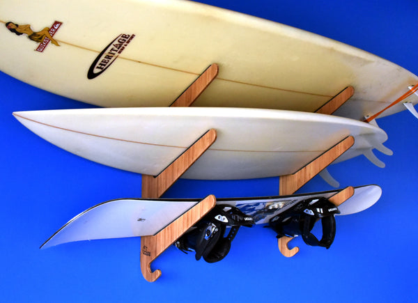 Grassracks Board Racks - The Perfect Holiday Gift for Surfers, Snowboards, and Athletes of all kinds.