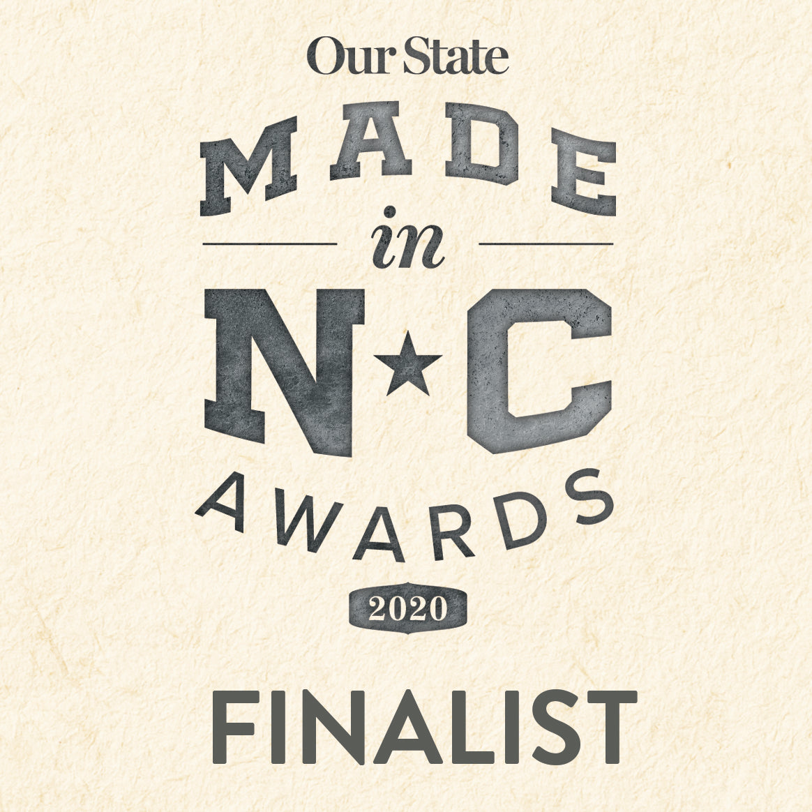 Made In NC - Paddleboard Rack Awards