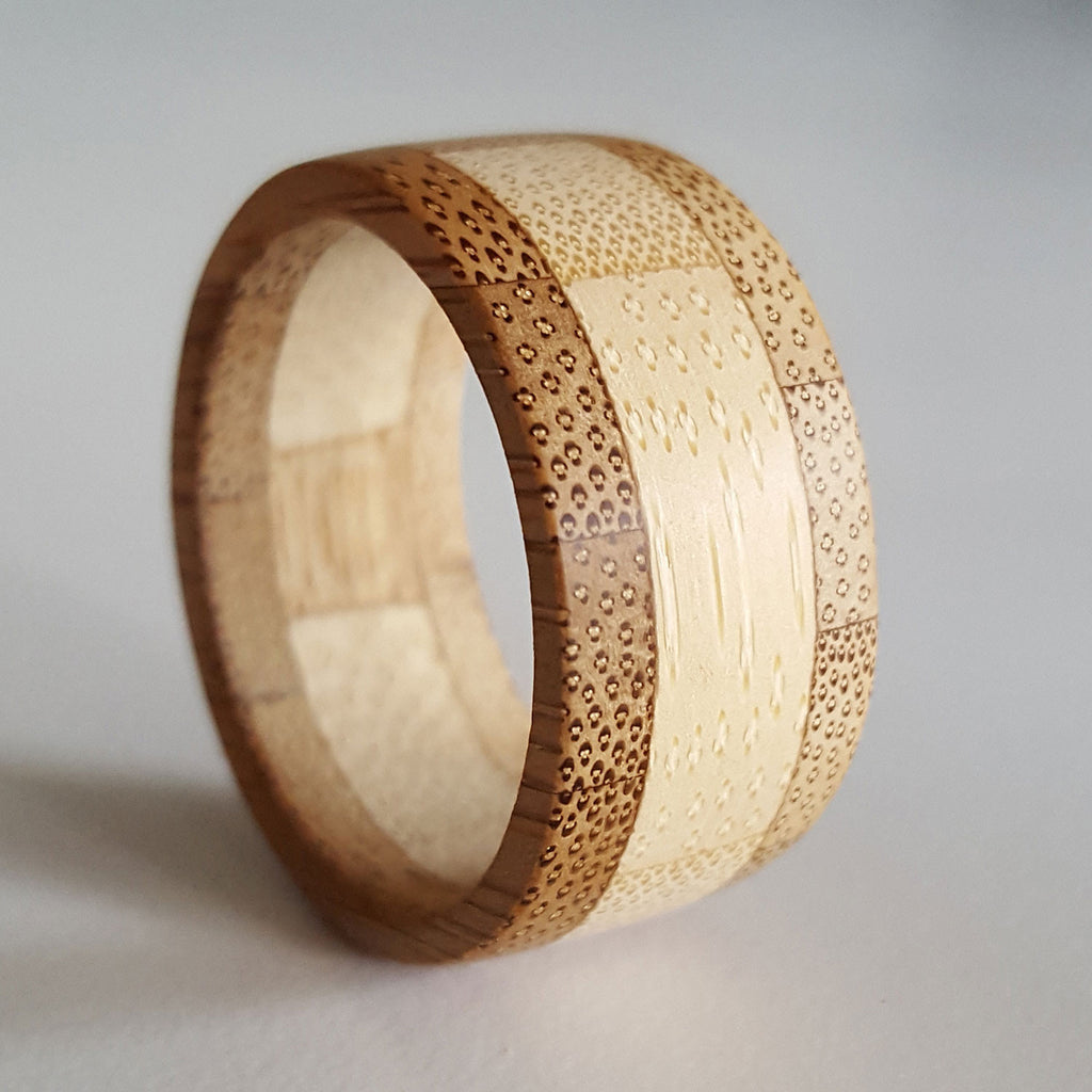 Bodhi Rings - Bamboo Rings - Be Nice • Do Good • Make Change