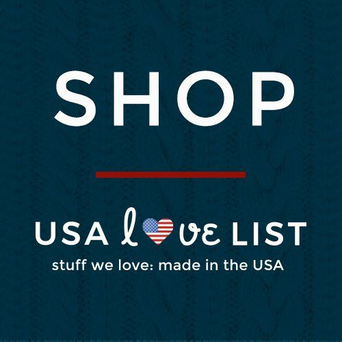 Shop USA Love List