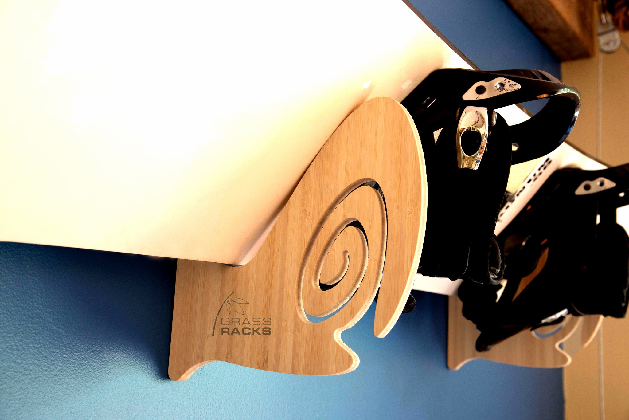 Surfboard Storage - Grassracks Tripped Barrel Board Rack