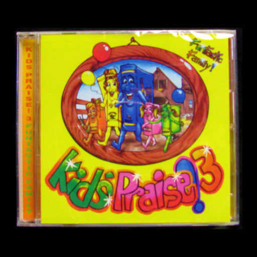 Psalty Series Audio CDs