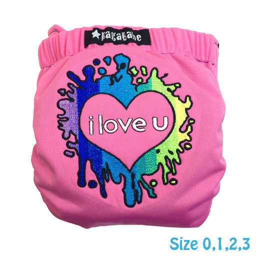 RagaBabe 2017 Valentine's Day Diapers