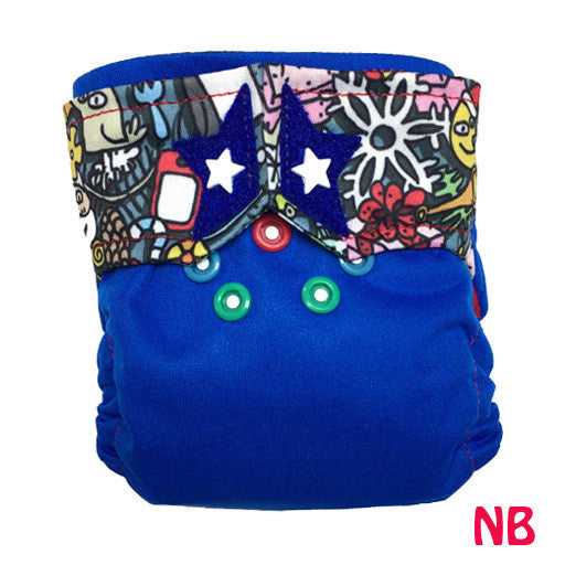 RagaBabe Christmas Diapers - ShopRagaBabe Cloth Diapers