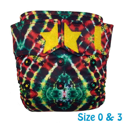 Rainforest Tie Dye