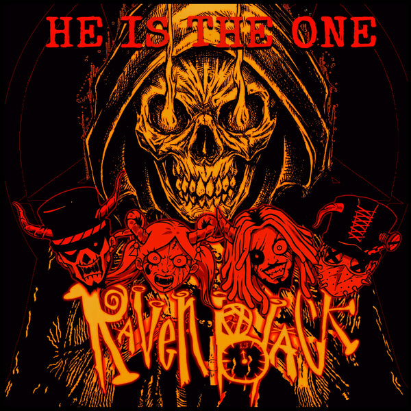 "RAVEN BLACK Releases Official Lyric Video for ""He is the One"""