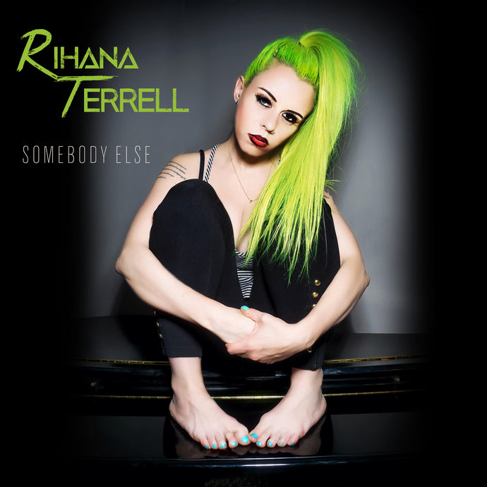 Rihana Terrell signs with WURMgroup. New Single 'Somebody Else' available June 14.