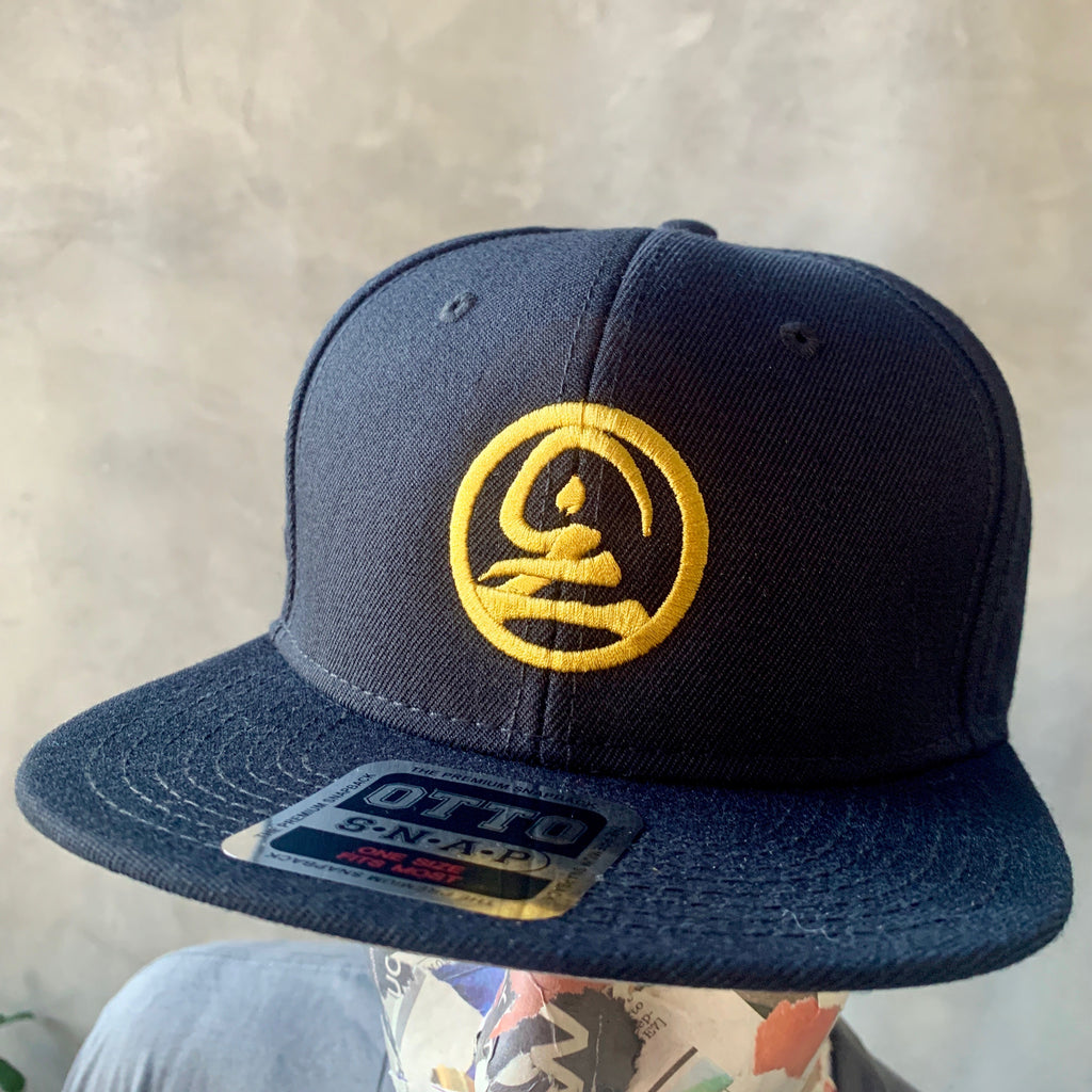 onesidezero - osz - baseball hat flex fit cap