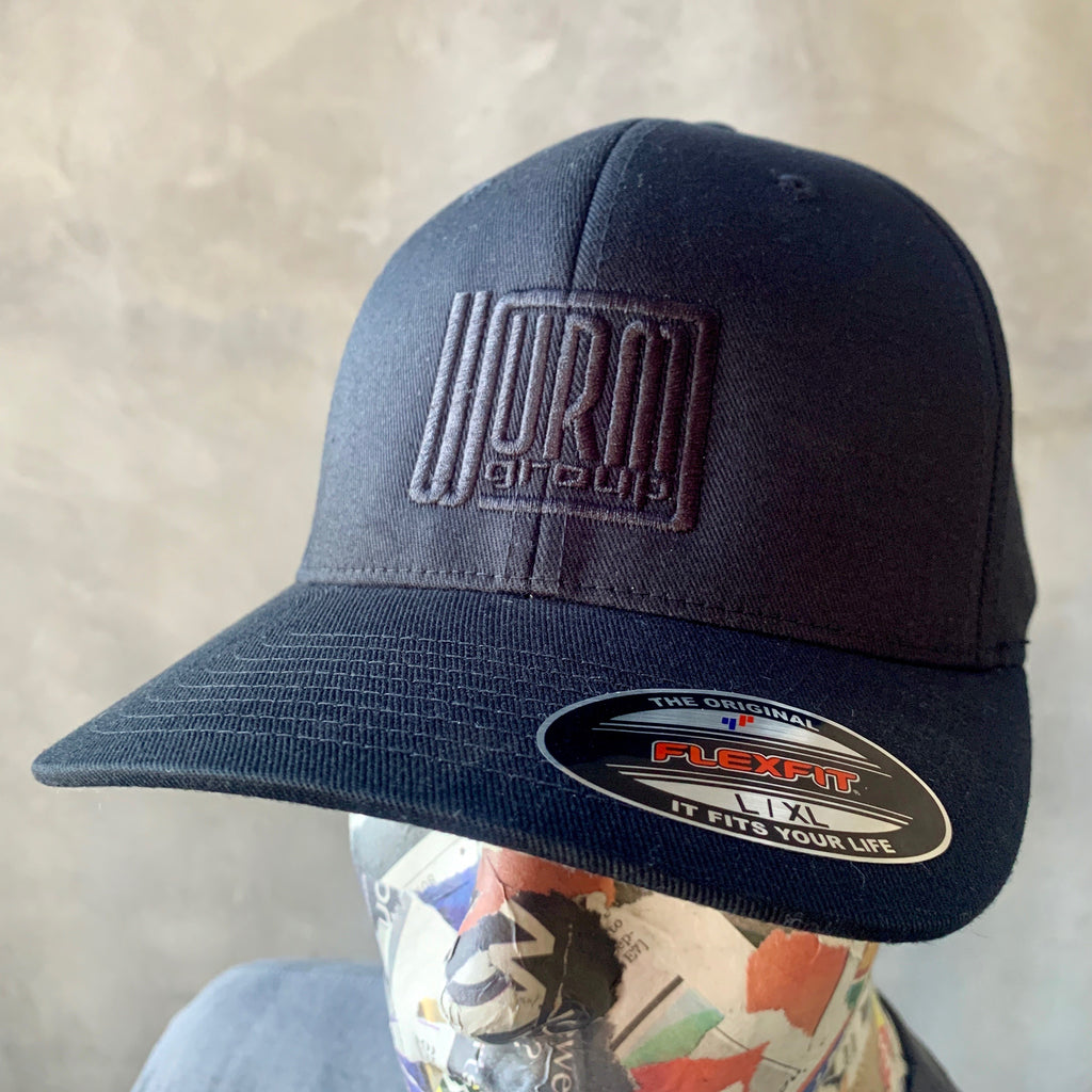 WURMgroup - baseball hat flex fit cap