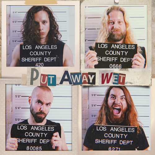 Put Away Wet - single