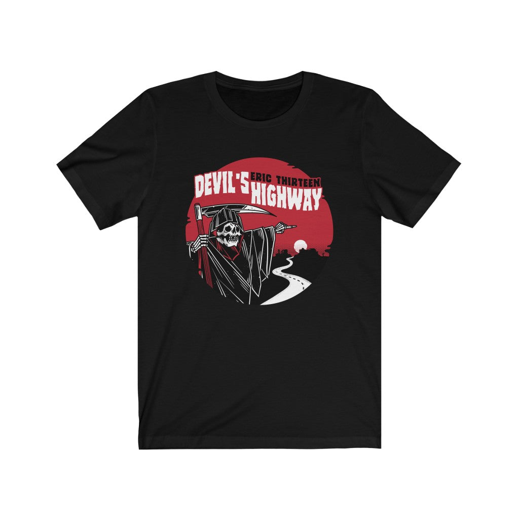Devil's Highway - Unisex T-Shirt