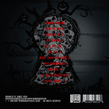 Load image into Gallery viewer, Raven Black - The Key - CD cover