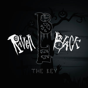 Raven Black - The Key - CD cover