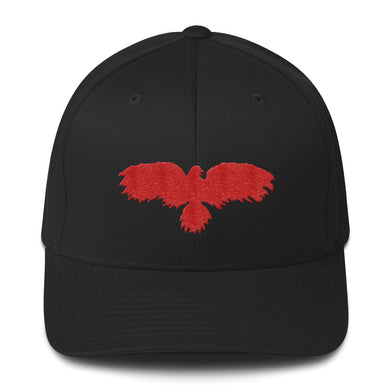 Red Raven - Flexfit Hat