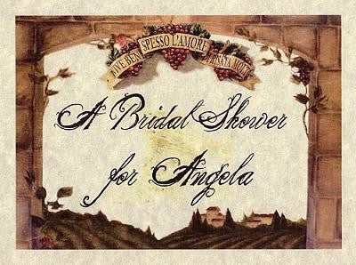 Tuscan Italian Wedding Invitations Handykanecom