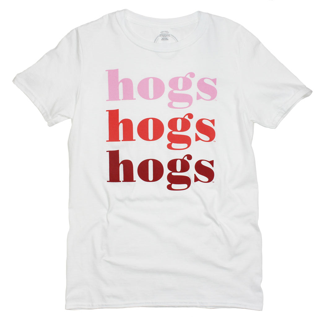 Hogs On Repeat Tee