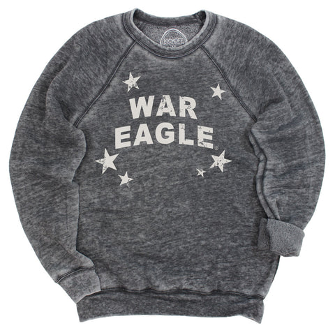 War Eagle All-Star Acid Wash Pullover