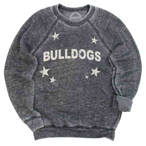 Bulldogs All-Star Acid Wash Pullover