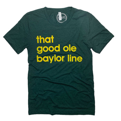 Baylor Anthem Tee - Kickoff Co.
