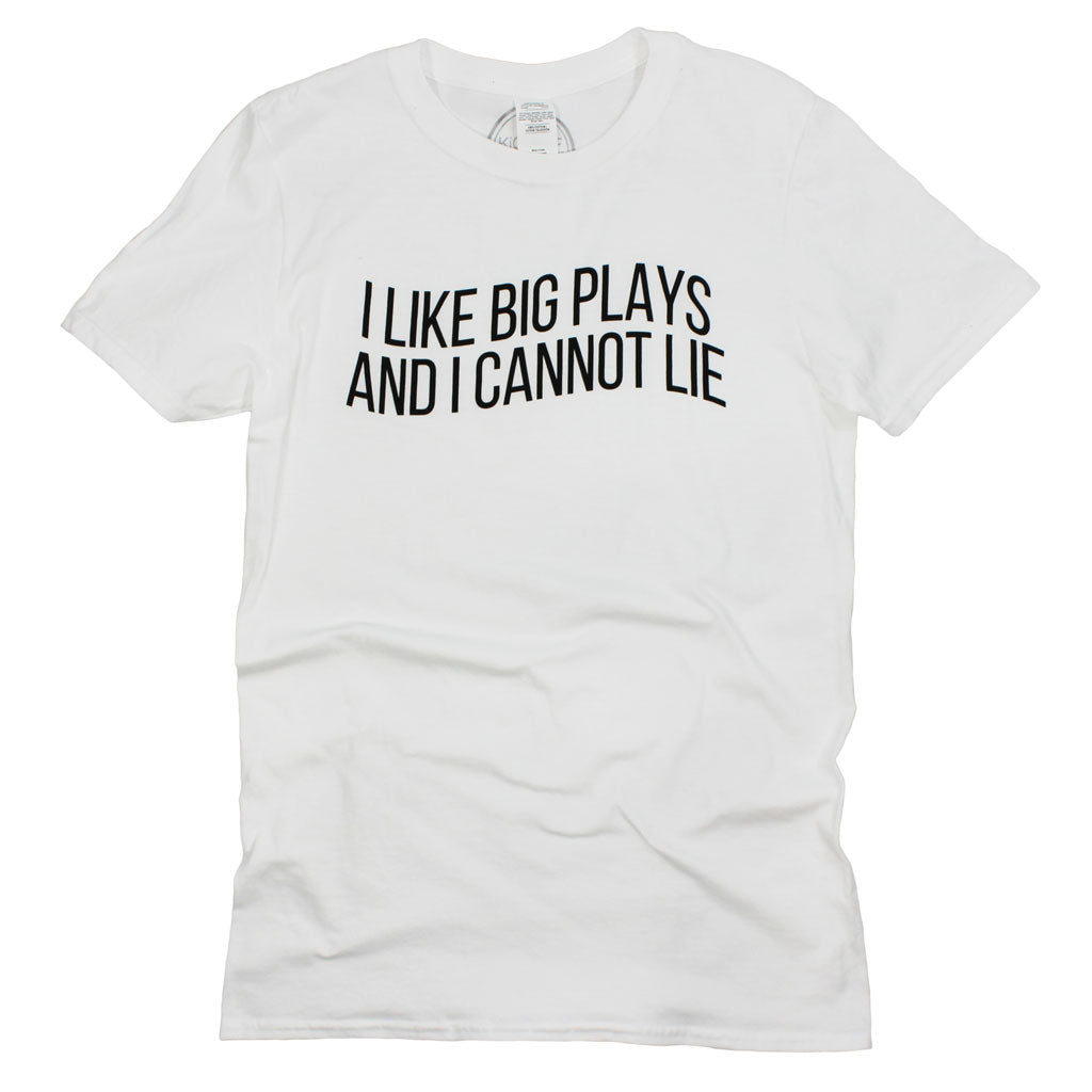 Big Plays Tee - Kickoff Co.