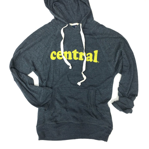 Central Lighweight Unisex Hoodie
