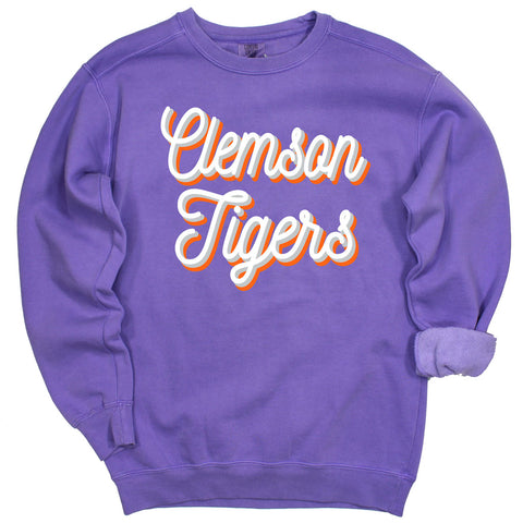 Clemson Tigers Fall Fling Pullover