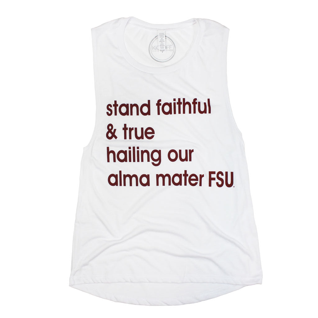 FSU Anthem Muscle Tank