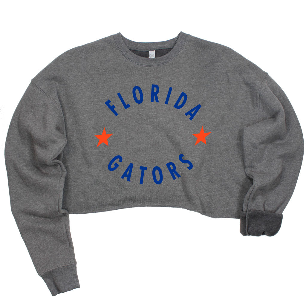 Florida Winner's Circle Crop Pullover