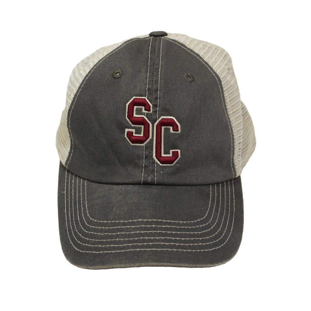 South Carolina Vintage Mesh Cap - Kickoff Co.