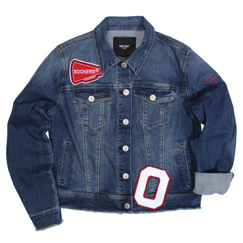 OU Nine West Limited Edition Denim Jacket