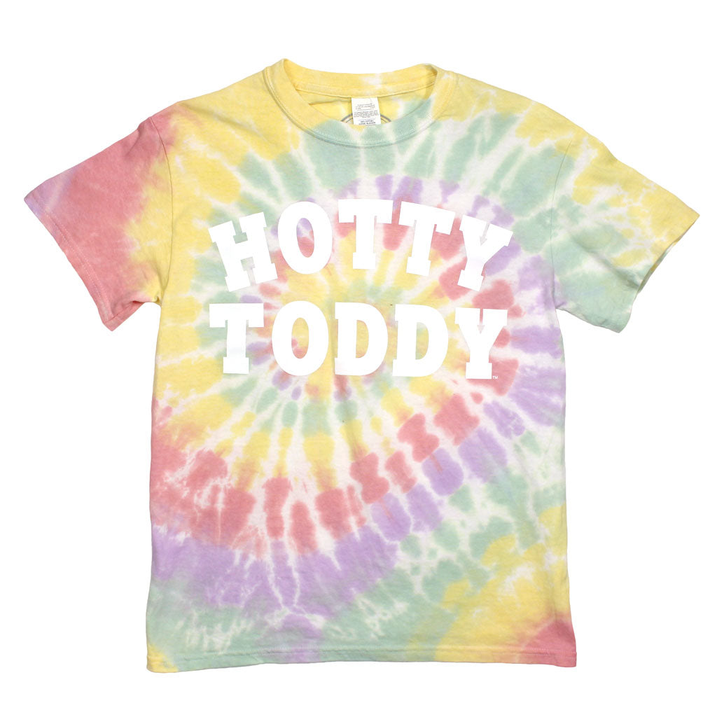 Ole Miss Good Vibes Tie Dye Tee - Kickoff Co.