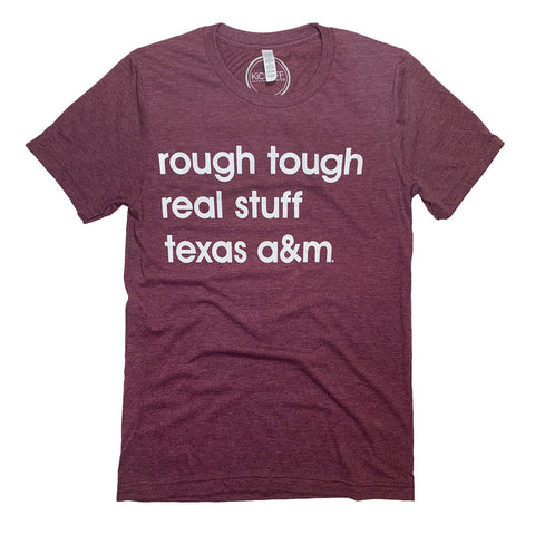 Texas A&M Anthem Tee - Kickoff Co.