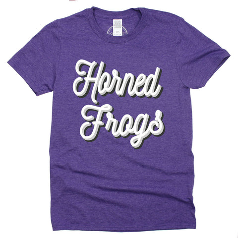 Horned Frogs Fall Fling Tee