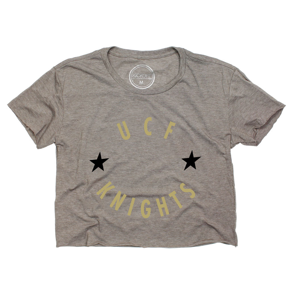 UCF Winner's Circle Crop Tee
