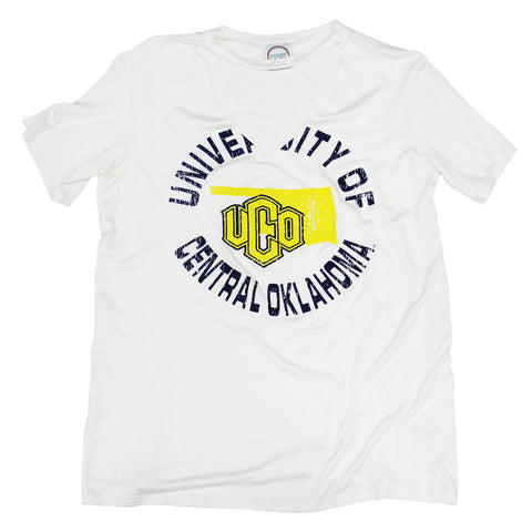 University of Central Oklahoma Circle Choker Tee