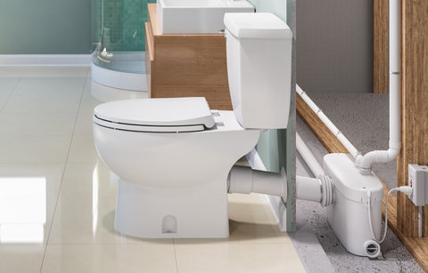 What Is An Upflush Toilet And Why You Need One