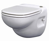 Saniflo SaniSTAR One-piece Upflush Toilet with Macerating System