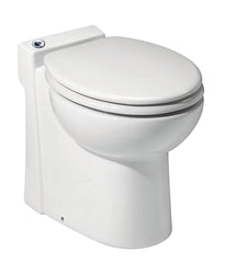 Saniflo SaniCOMPACT | One Piece Upflush Toilet