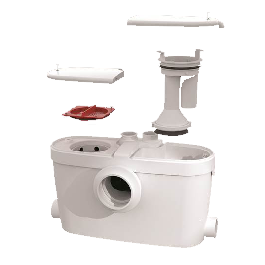 How Does A Macerating Toilet Work