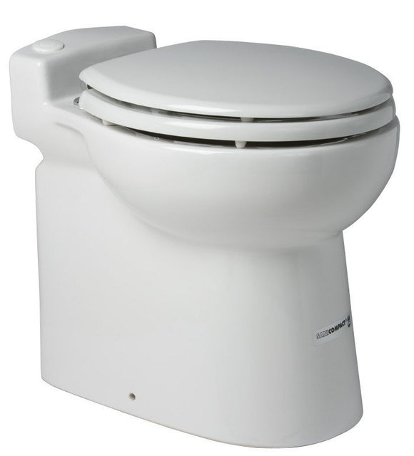 Upflush Toilet - SaniCOMPACT: Self-Contained Upflush Toilet
