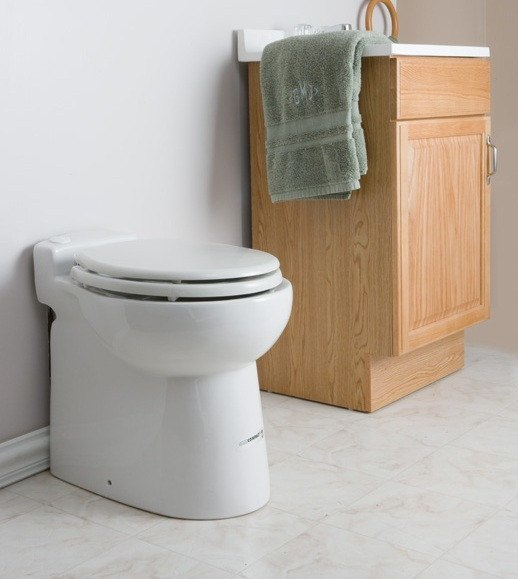 Upflush Toilet
