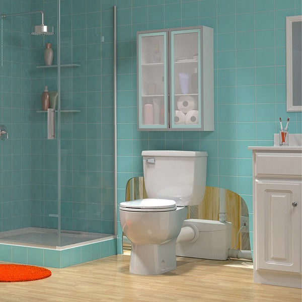 Lovely ... Upflush Toilet   SaniPLUS: Upflush Toilet Kit ...