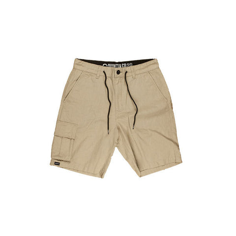 Quintin Lake Walkshort Khaki