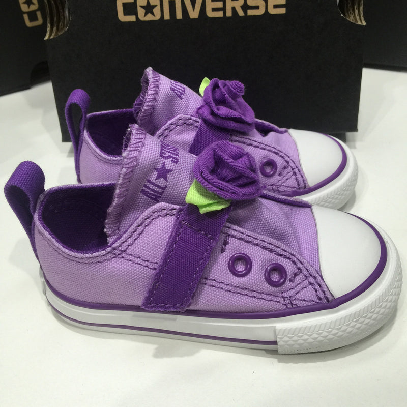 Converse Infants Ox Simple Slip-On Lavender Rose