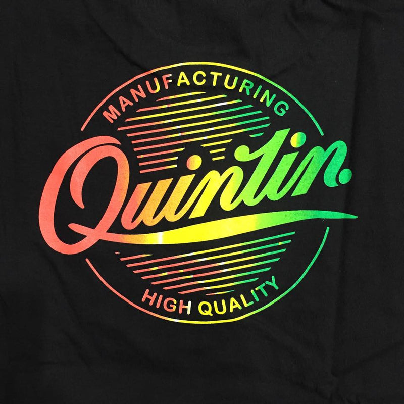 Quintin Kingston T-Shirt Black