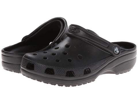 Crocs Classic Black clogs slides