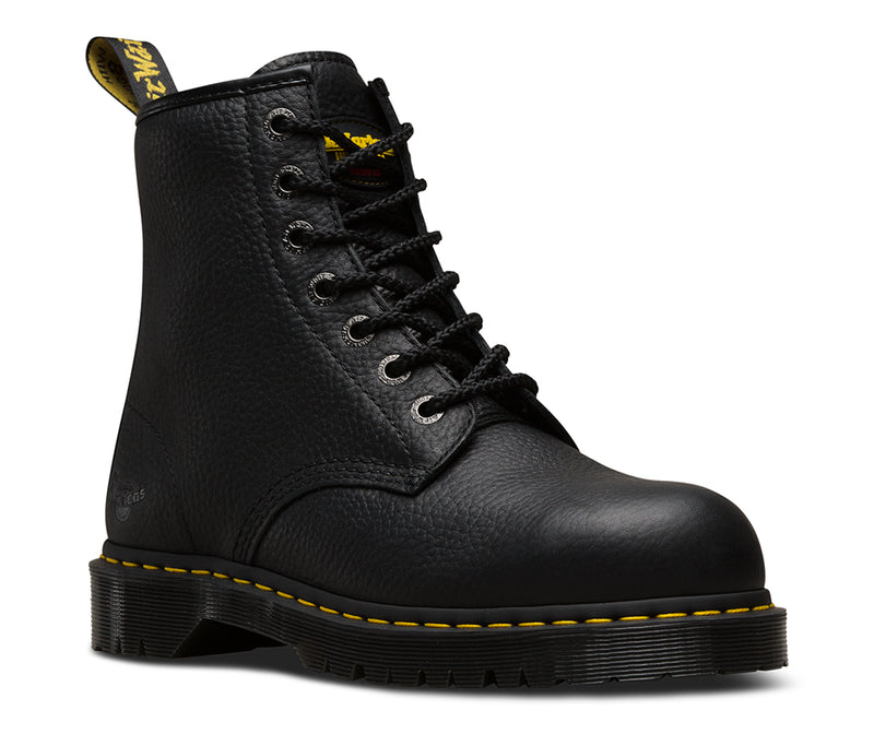 Dr Martens Icon 7B10 STEEL TOE Black boot 12231001