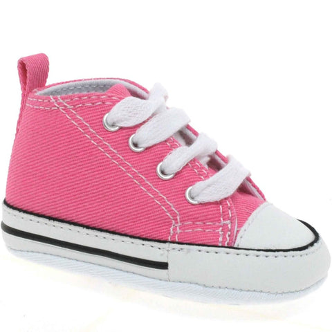 Converse Crib First Star Pink Famous Rock Shop Newcastle 2300 NSW Australia