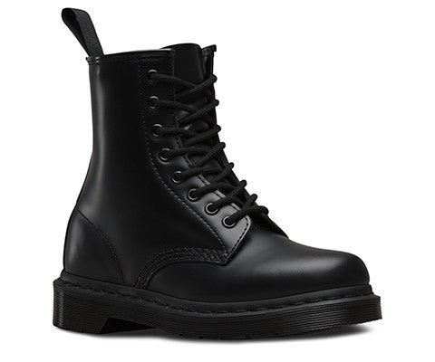 Dr Martens 1460 Mono Smooth Black 14353001